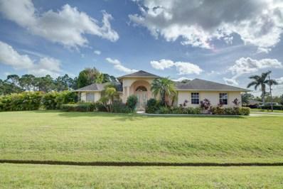 6016 NW Wesley Road, Port Saint Lucie, FL 34986 - #: RX-10475027