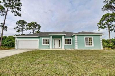1809 SW Janette Avenue, Port Saint Lucie, FL 34953 - #: RX-10476282