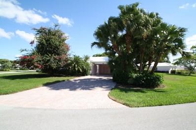 4602 Sanderling Circle W, Boynton Beach, FL 33436 - #: RX-10476511
