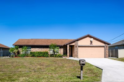 871 SW Idol Avenue, Port Saint Lucie, FL 34953 - #: RX-10477082