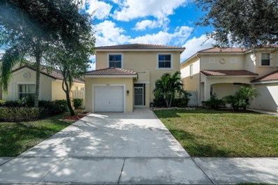 6915 Desert Inn Terrace, Lake Worth, FL 33463 - #: RX-10477645