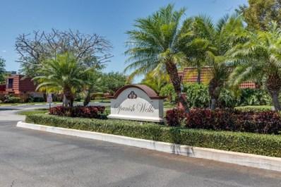 3429 San Bernadino Drive UNIT D, Delray Beach, FL 33445 - #: RX-10477743