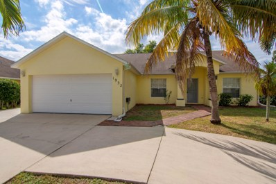 1932 SW Mcallister Lane, Port Saint Lucie, FL 34953 - #: RX-10477956