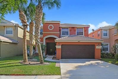 1427 Briar Oak Drive, Royal Palm Beach, FL 33411 - #: RX-10478054