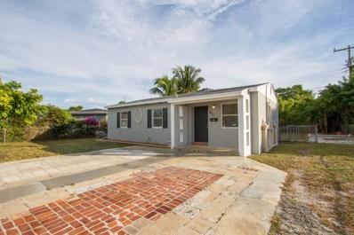 411 W 14th Street, Riviera Beach, FL 33404 - #: RX-10478203