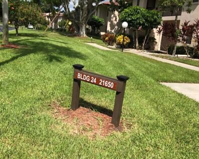 21650 Juego Circle UNIT 24 I, Boca Raton, FL 33433 - #: RX-10479459