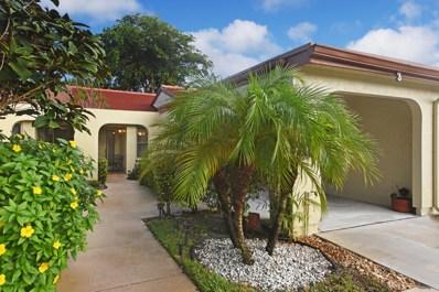 5836 Forest Grove Drive UNIT 3, Boynton Beach, FL 33437 - #: RX-10479650