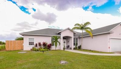 3901 SW Wycoff Street, Port Saint Lucie, FL 34953 - #: RX-10479830