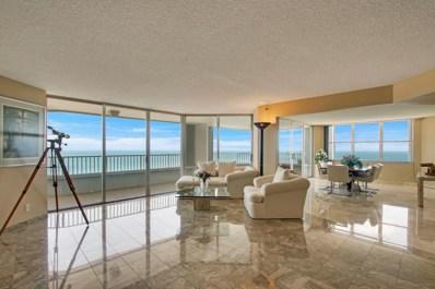 5200 N Ocean Drive UNIT 1701-A, Singer Island, FL 33404 - #: RX-10480026