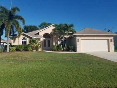 2489 SW Mercer Street, Port Saint Lucie, FL 34984 - #: RX-10480094