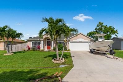 2252 SE Lucca Street, Port Saint Lucie, FL 34952 - #: RX-10480511