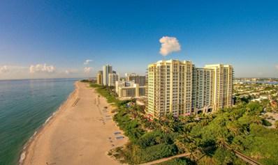 3800 N Ocean Drive UNIT 1410, Singer Island, FL 33404 - #: RX-10480568