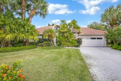 7589 La Corniche Circle, Boca Raton, FL 33433 - #: RX-10480582