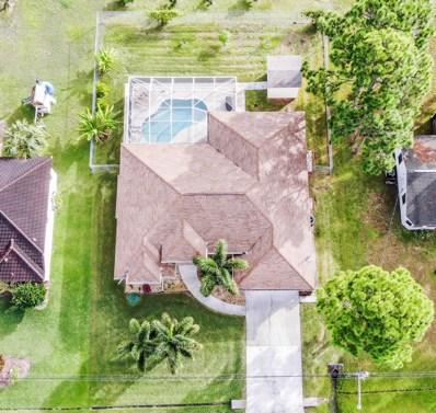 2254 SE Grand Drive, Port Saint Lucie, FL 34952 - #: RX-10480835
