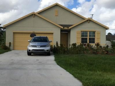 3306 SW Frankford Street, Port Saint Lucie, FL 34953 - #: RX-10480990