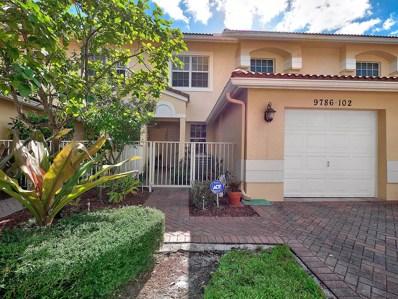 9786 Midship Way UNIT 102, West Palm Beach, FL 33411 - #: RX-10481045