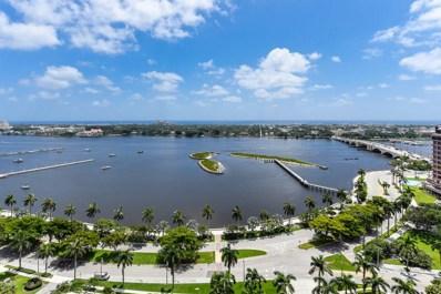 529 S Flagler Drive UNIT 16e, West Palm Beach, FL 33401 - #: RX-10481126