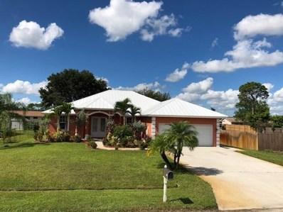 632 SW Addie Street, Port Saint Lucie, FL 34983 - #: RX-10481185