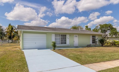 838 SW Goodrich Street, Port Saint Lucie, FL 34953 - #: RX-10481209