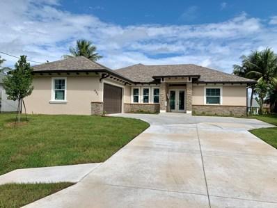 693 Whitmore Drive, Port Saint Lucie, FL 34984 - #: RX-10481269