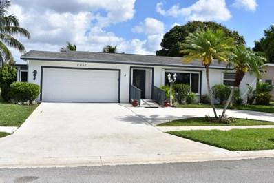 6447 Sagewood Way, Delray Beach, FL 33484 - #: RX-10481390