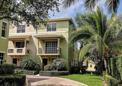 219 N L Street UNIT 112, Lake Worth, FL 33460 - #: RX-10482057