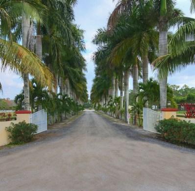1666 C Road, Loxahatchee Groves, FL 33470 - #: RX-10482640