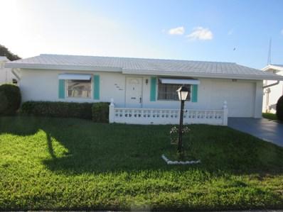 613 SW 21st Circle, Boynton Beach, FL 33426 - #: RX-10482845