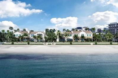 456 S Ocean Boulevard UNIT 2, Palm Beach, FL 33480 - #: RX-10483014