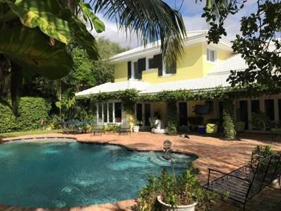 243 NW Florenada Terrace, Boca Raton, FL 33486 - #: RX-10483477