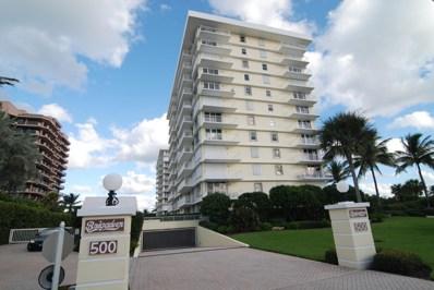 500 Ocean Drive UNIT W-10a, Juno Beach, FL 33408 - #: RX-10483926