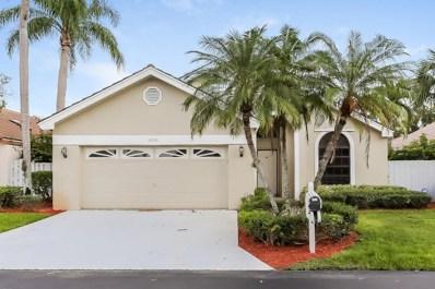 111 Executive Circle, Boynton Beach, FL 33436 - #: RX-10484730