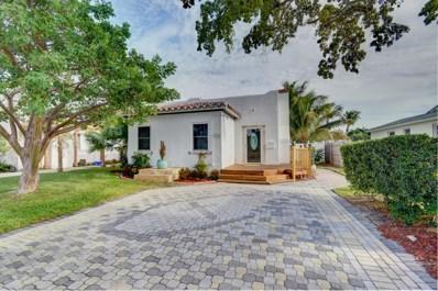 232 N Dixie Boulevard, Delray Beach, FL 33444 - #: RX-10484785