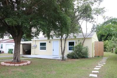 11 Miller Road, Palm Springs, FL 33461 - #: RX-10484934