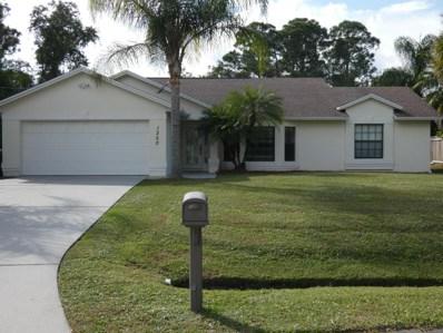 1350 SE Preston Lane, Port Saint Lucie, FL 34983 - #: RX-10485250