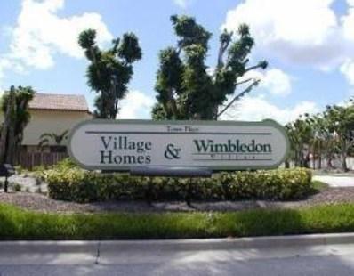 5719 Fox Hollow Drive UNIT A, Boca Raton, FL 33486 - #: RX-10485509