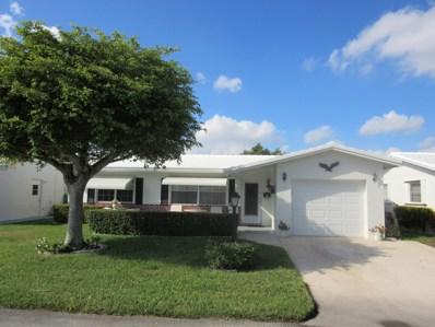 111 SW 10th Court, Boynton Beach, FL 33426 - #: RX-10485637