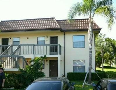 7101 Golf Colony Court UNIT 106, Lake Worth, FL 33467 - #: RX-10485762