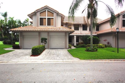 16856 Isle Of Palms Drive UNIT A, Delray Beach, FL 33484 - #: RX-10485766