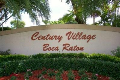3031 Cornwall B UNIT 3031 B, Boca Raton, FL 33434 - #: RX-10485986