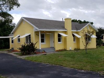 4030 Windham Road, Glen Ridge, FL 33406 - #: RX-10486024