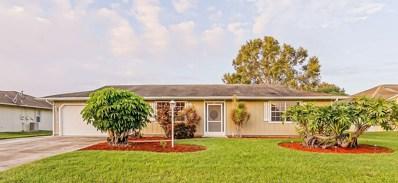 625 SW Carter Avenue, Port Saint Lucie, FL 34983 - #: RX-10486182