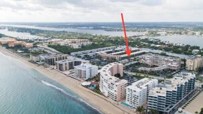3605 S Ocean Boulevard UNIT 103, Palm Beach, FL 33480 - #: RX-10486264