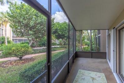 3605 S Ocean Boulevard UNIT 122, Palm Beach, FL 33480 - #: RX-10486277