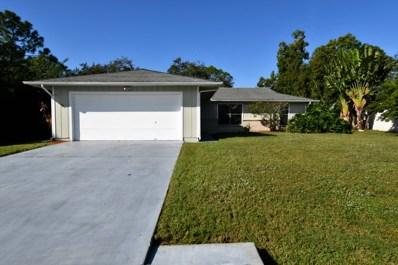 1150 SW Ithaca Street, Port Saint Lucie, FL 34983 - #: RX-10486380