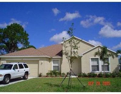 117 NW Carmelite Street, Port Saint Lucie, FL 34983 - #: RX-10486694