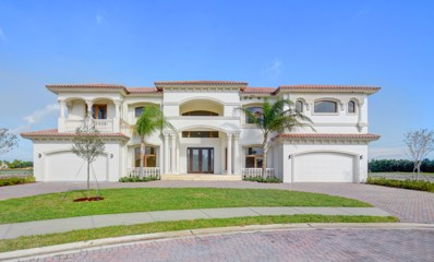 6434 Esprit Way, Boynton Beach, FL 33437 - #: RX-10486787