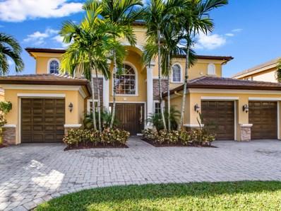 599 Edgebrook Lane, Royal Palm Beach, FL 33411 - #: RX-10486924