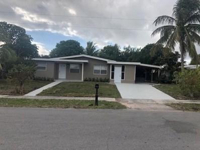 920 W Broome Street, Lantana, FL 33462 - #: RX-10487132