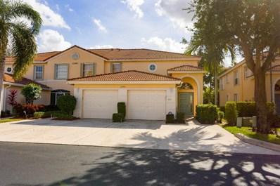 12485 Crystal Pointe Drive UNIT 202, Boynton Beach, FL 33437 - #: RX-10487674